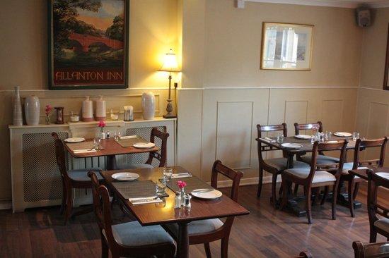 Allanton Inn: Restaurant