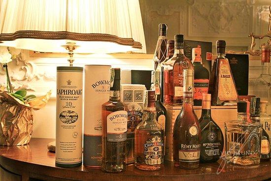 Restaurant De Paris : alcolici