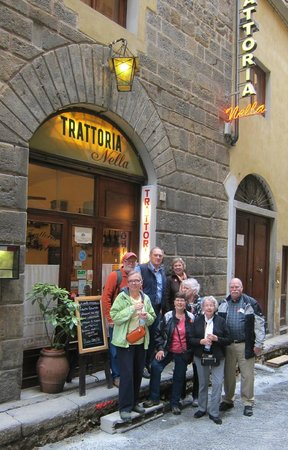 Trattoria Nella : The place to find