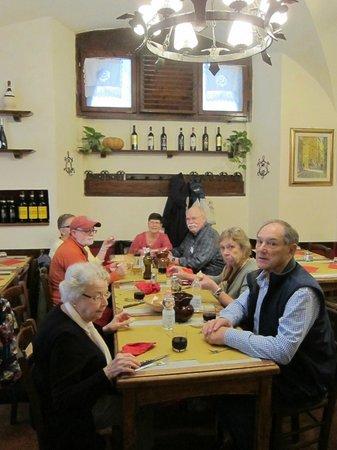 Trattoria Nella : Wonderful meal