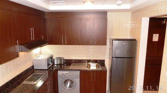Abidos Hotel Apartment - Al Barsha : Bath Room