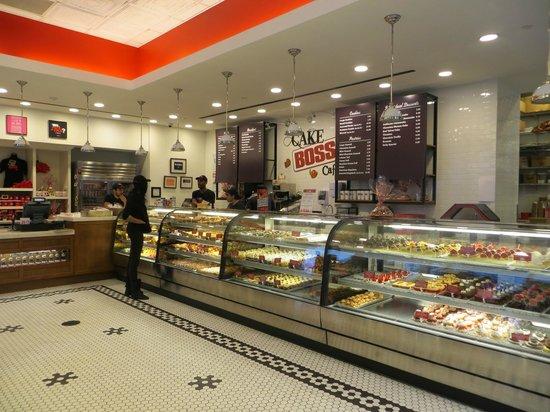 Cake Boss Bakery Times Square