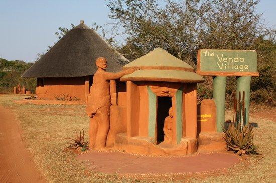 Leshiba Wilderness: Ingang Venda Village Lodge