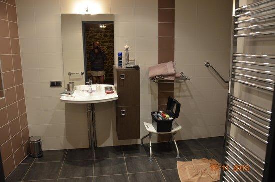 Domaine de la Garaye: La salle de bain