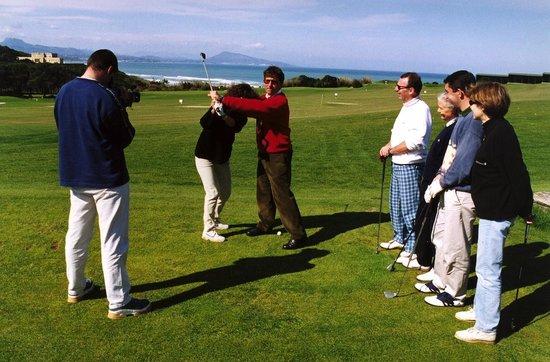 Irigoian : Stage de Golf sur le Centre d'Entraînement d'Ilbarritz
