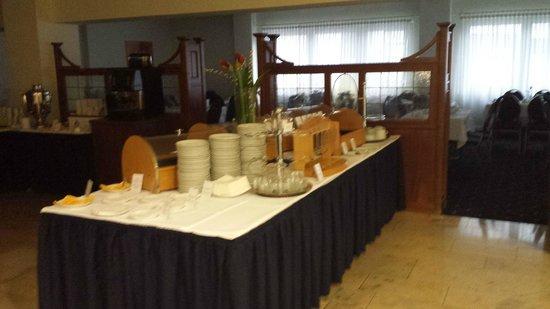Hotel Excelsior: dining room