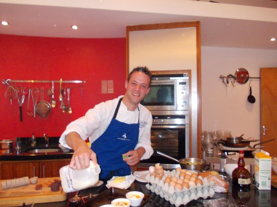 Dunbrody Country House Hotel: Masterchef