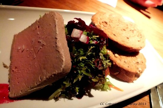 The Longhouse: Liver Pate