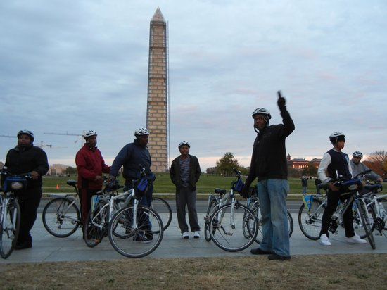 Bike and Roll DC: Superb tour guide