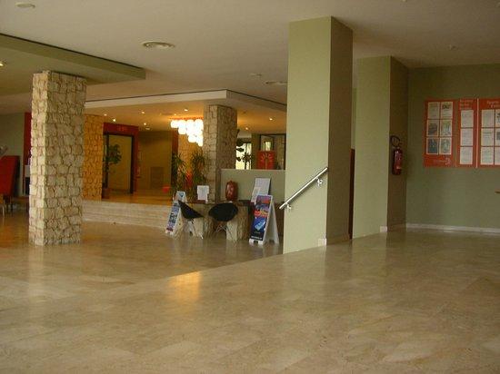 Hotel Conte di Cabrera : ingresso hotel