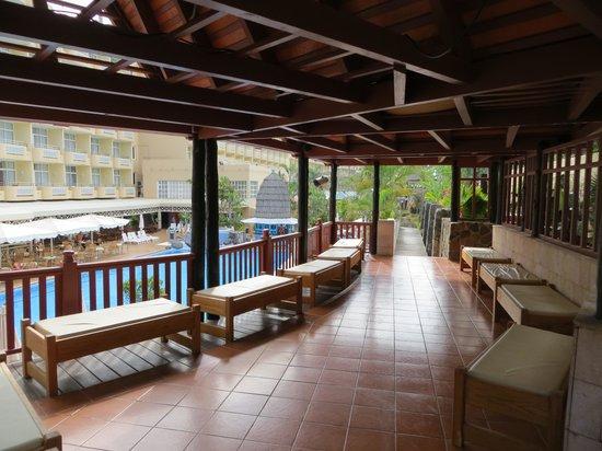 IFA Catarina Hotel: chillout area