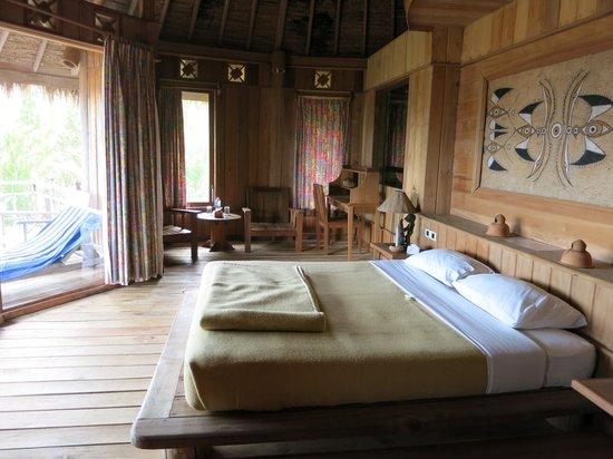 The Baliem Valley Resort: Bedroom