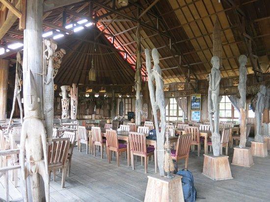 The Baliem Valley Resort: Restaurant