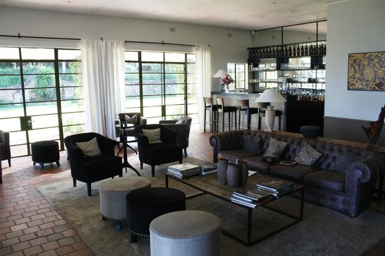 Kings Walden Garden Manor: De lounge