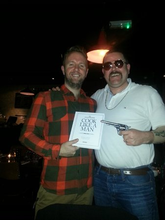 Coppinger Row: Great supporters of the Movember cause