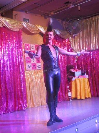 Sparkles Showbar: Michael