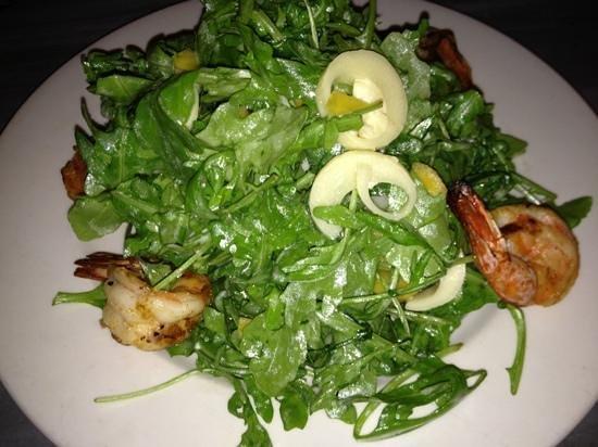 Mangia: Shrimp and Mango Salad