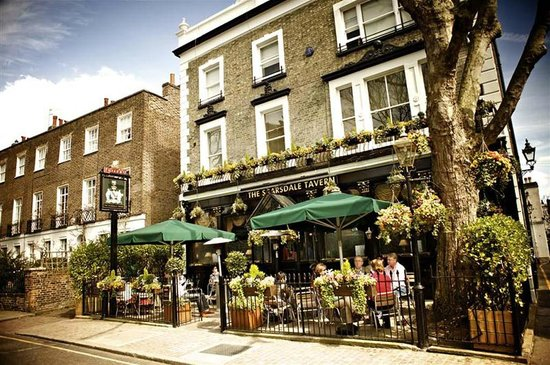 Photo of Bar The Scarsdale Tavern at 23a Edwardes Square, London W8 6HE, United Kingdom