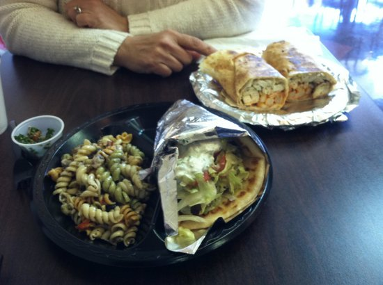Charlie's Kabob Grill: Ready to Eat!