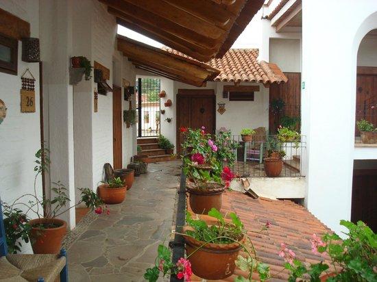 Hotel La Casona: Una vista del hotel