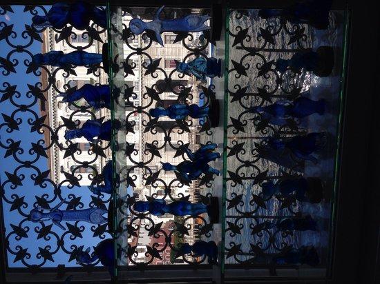 Colección Peggy Guggenheim: Figure in vetro