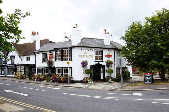 Photo of The Red Lion Hotel Uxbridge