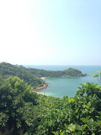 Mini-Hotel VillaWatuna: Панорама