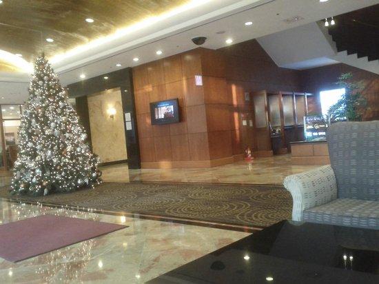 Novotel Ambassador Doksan, Seoul: Hotel Lobby