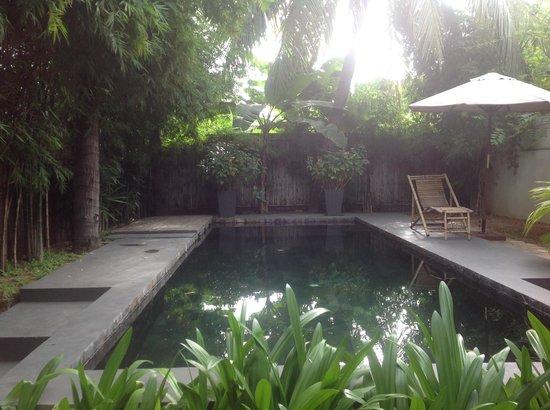 maison557: Villa Suite pool