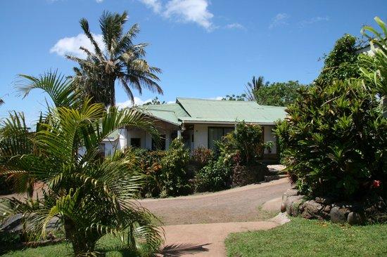 Hotel Rapa Nui: Vue d'un bungalow