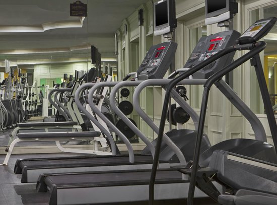 The Westin Camino Real: gimnasio