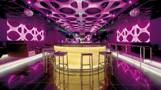 Holland Casino Rotterdam: Ultralounge Purple