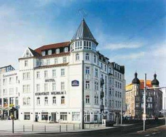 best western hotel kurfuerst wilhelm i prices reviews kassel germany tripadvisor. Black Bedroom Furniture Sets. Home Design Ideas