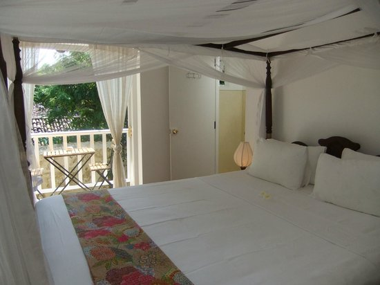 Mango House: lovely room