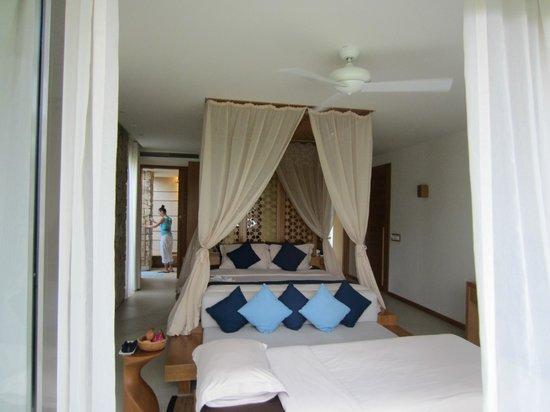 Mia Resort Nha Trang : Вид номера с улицы