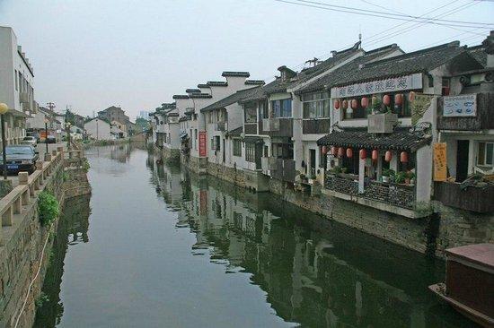 Suzhou Ancient Grand Canal: каналы Сучжоу