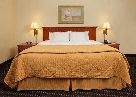Baymont Inn & Suites Galloway Atlantic City Area: King Bed Guestroom