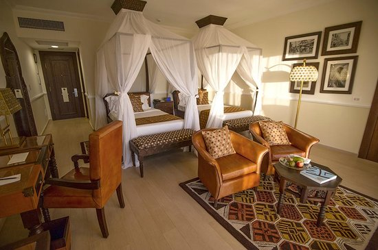 Hideaway of Nungwi Resort & Spa: Our beautiful room
