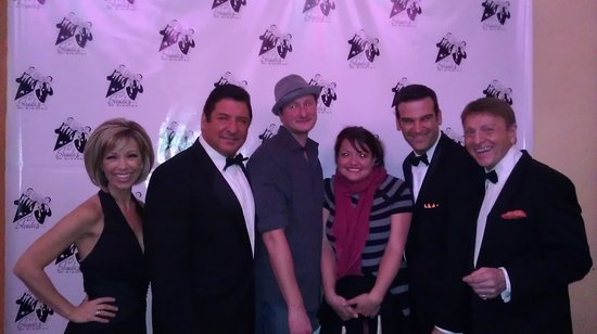 Shades Of Sinatra: Meet and greet after the show