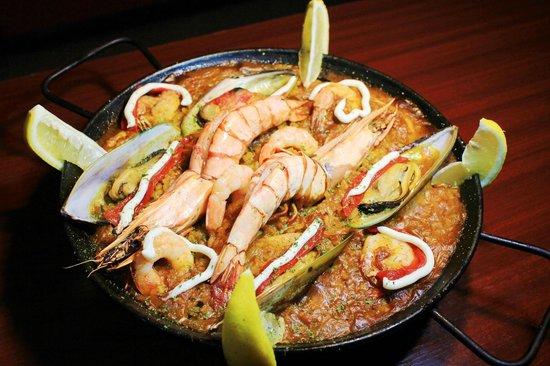 西班牙精选餐厅