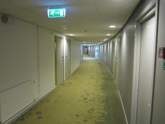 Radisson Blu Hotel Uppsala: В коридоре отеля