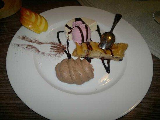 Landgasthaus Zum Estetal: Dessertvariationen nach Art des Hauses
