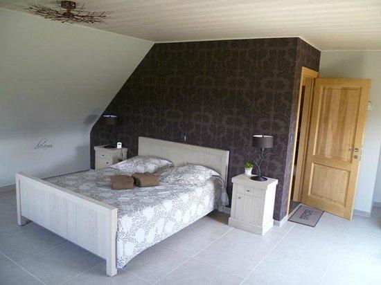 Eindhout, Βέλγιο: Suite kamer