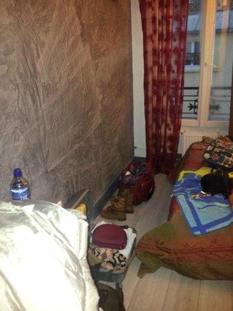 Hotel de l'Aveyron: chambre