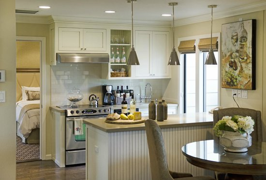 One Bedroom Suite Kitchen Picture Of Silverado Resort And Spa Napa Tripadvisor