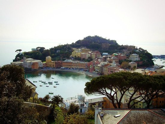 Sestri Levante, Italy: Залив Тишины в городе Сестри Леванте