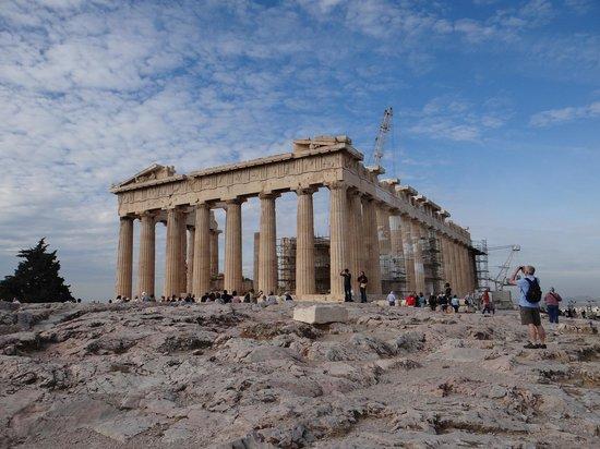 Private Greece Tours : Parthenon