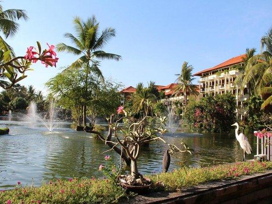 Ayodya Resort Bali: Вид из номера