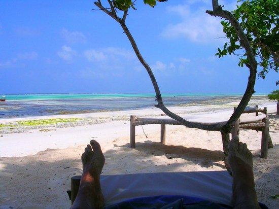Kichanga Lodge : Relax