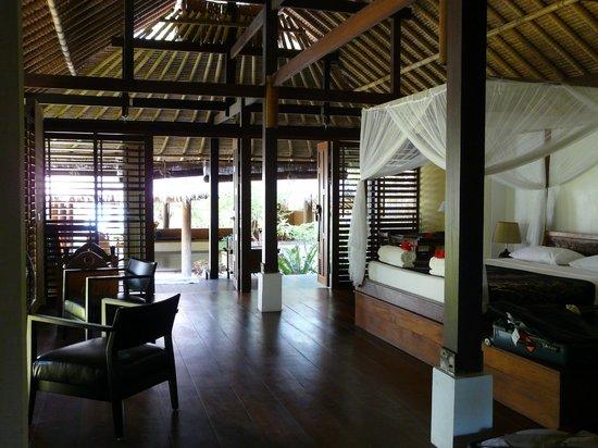 Koyao Bay Pavilions: chambre